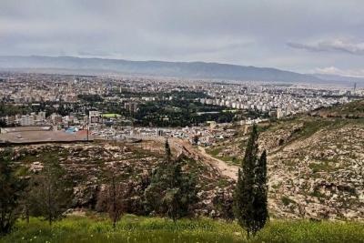 طرح تهیه بانک اطلاعات GIS و ممیزی ارتفاعات پیرامونی شیراز
