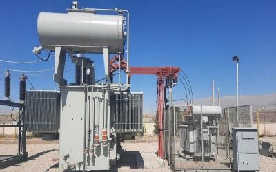 گشايش 5 پروژه تأمين و انتقال برق در دو استان فارس و بوشهر