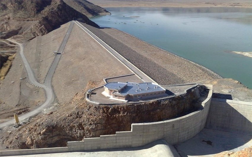 بهرهبرداري از فاز دو خط دوم انتقال آب سد درودزن به شيراز در تابستان 1400
