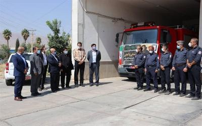 فعاليت 14 ايستگاه آتش نشاني در شهرك هاي صنعتي فارس