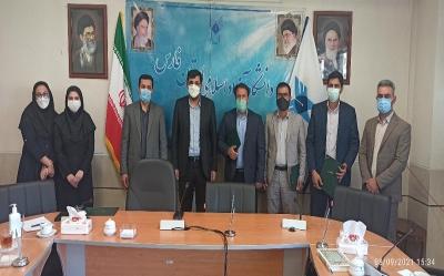 همکاری های دانشگاه آزاد اسلامی شیراز با شورای شهر جدید صدرا بی دریغ است