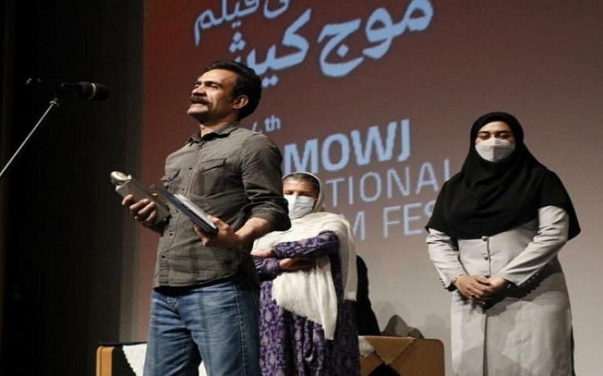 فیلمساز شیرازی جایزهاش را به شیرزنان ایلِ قشقایی تقدیم کرد