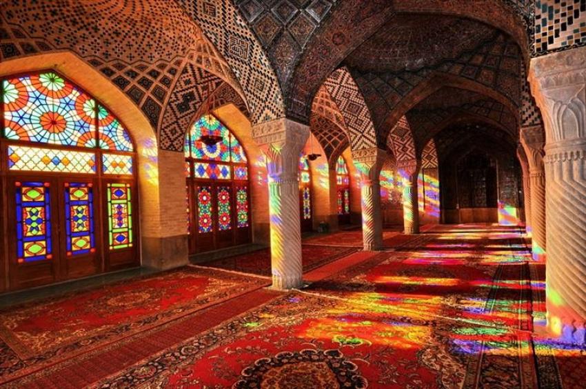 برگزاري آيين نکوداشت روز شيراز در مسجد نصيرالملک