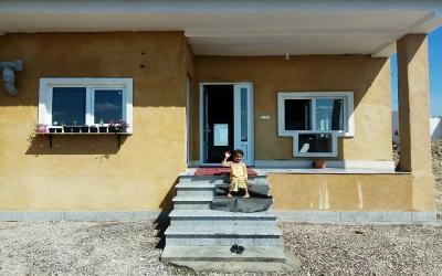بهره برداری از 152 واحد مسکونی بازسازی شده در شهرستان خفر با مشارکت بنیاد مسکن
