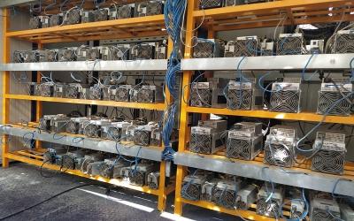 کاهش بار 2500 کیلووات برق با شناسایی و جمع آوری 1026 دستگاه رمزارزغیرمجاز