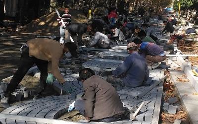 تمرين دمکراسي شهري با اجراي برخي پروژهها
