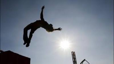 پارکورکار شیرازی قهرمان جهان شد