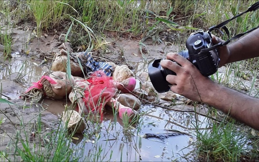 عروسک های شیرازی در جشنواره ی امید، جانی دوباره گرفتند